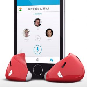 Real Time In-Ear Language Translator
