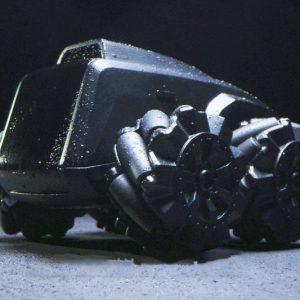 Tiny AI-Powered Autonomous Mobile Robot