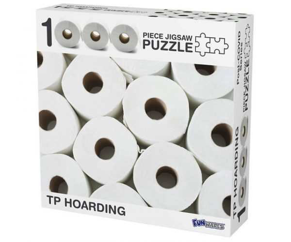 Toilet Paper Jigsaw Puzzle