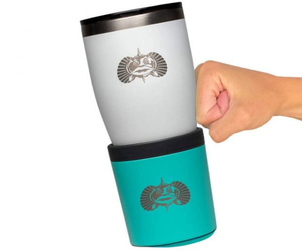 Universal Non-Tipping Cup Holder