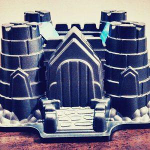Castle Bundt Cake Pan