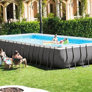 Full Size Above Ground Pool