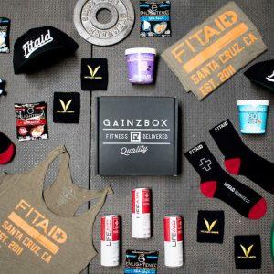 Gainz Box Fitness Subscription Box