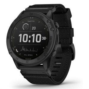 Garmin Tactix Delta Solar-Powered Watch