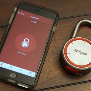 Keyless Bluetooth Padlock