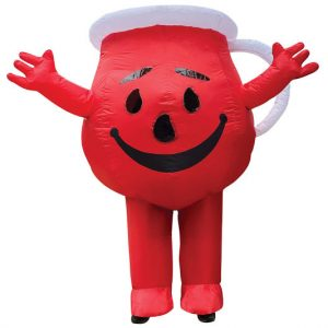 Kool-Aid Man Inflatable Costume