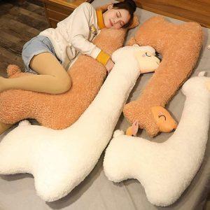 Llama Body Pillow