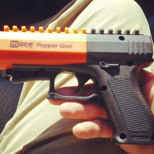 Self Defense Pepper Spray Gun