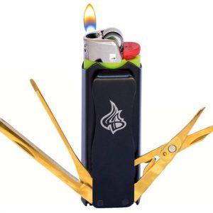 Stainless Steel Lighter Sleeve