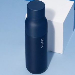 The Self-Cleaning Water Bottle
