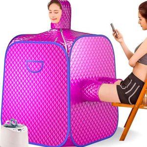 Two Person Portable Steam Sauna