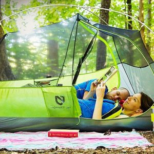 Ultra Light Backpacking Tent