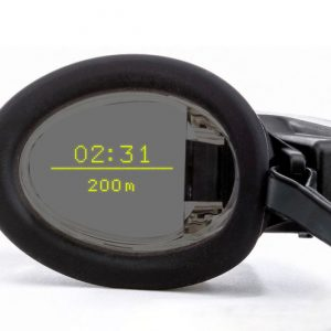 Augmented Reality Swim Goggles