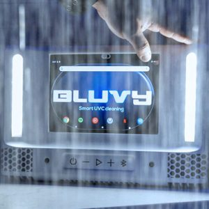Bluvy The Ultimate Shower Gadget
