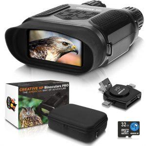 Infrared Digital Night Vision Binoculars
