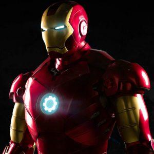 Iron Man Mark III Statue