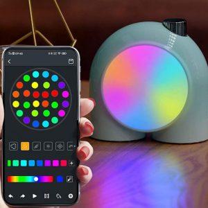 Planet-9 Smart Mood Lamp