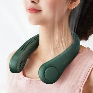 Portable Hands-Free Neck Fan
