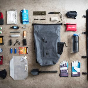 The 72 Hour Survival Kit