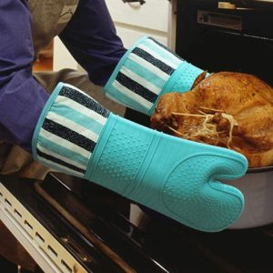 Extra Long Professional Baking Gloves