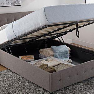 Hidden Storage Compartment Bed