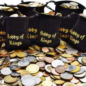 International Coin Bags