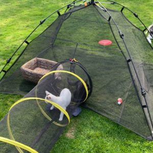 Outdoor Pet Tent