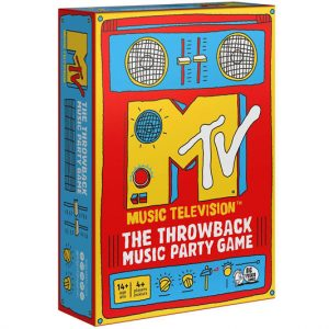 MTV: The Music Throwback Party Game