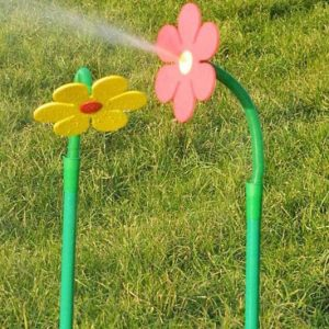 Dancing Daisy Flower Sprinkler
