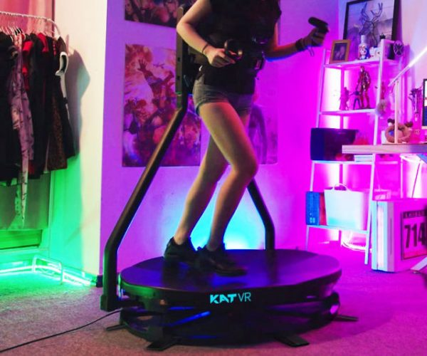 KAT Walk C VR Treadmill