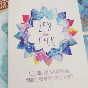 Zen As F*ck Journals